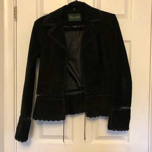 Suede Danier Jacket